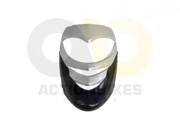 Actionbikes Shineray-XY250STXE-Verkleidung-Scheinwerfer-silber---schwarz 34333234312D3336382D3030303