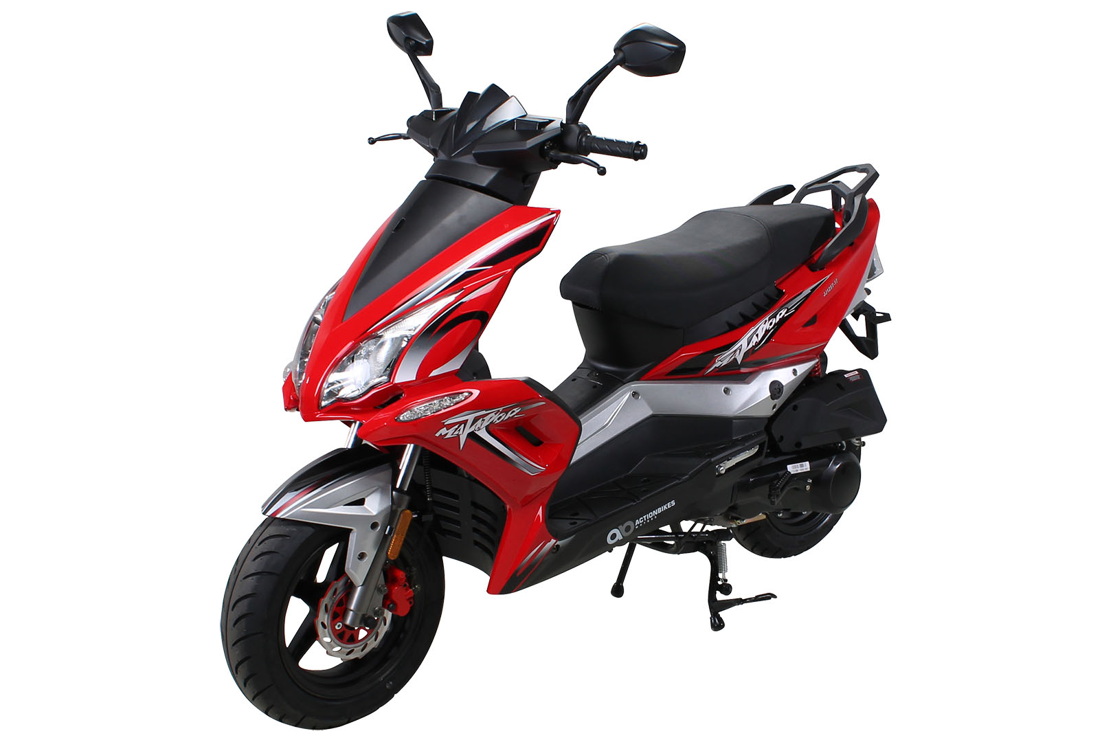 matador scooter 125 ccm 4 takt 6 2kw sport roller. Black Bedroom Furniture Sets. Home Design Ideas