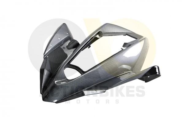 Actionbikes Jinling-Speedslide-JLA-21B-Speedtrike-JLA-923-B-Verkleidung-vorne-carbongrau-Speedstar-J