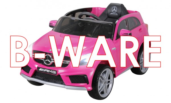 B-Ware Mercedes-A45 Pink