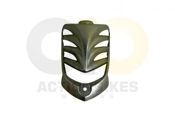 Actionbikes Shineray-XY200STII-Verkleidung-Frontmaske-silber 34333234312D3237342D30303031 01 WZ 1620