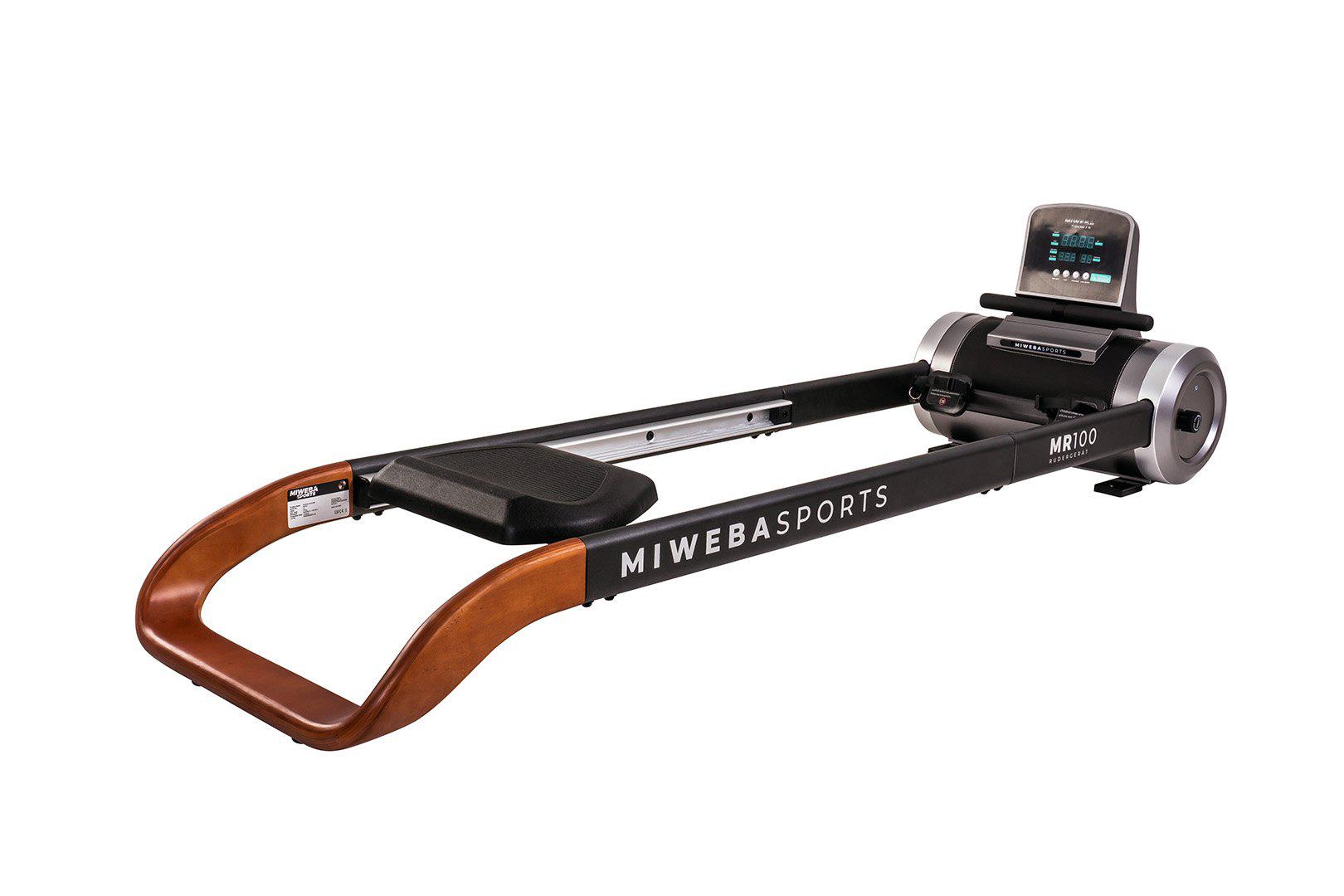 Wioślarz Miweba Sports MR100 z oporem magnetycznym