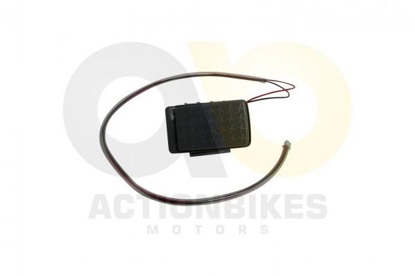 Actionbikes Elektroauto-BMW-Z4--81800--ZHE-Gaspedal-Grau-mit-Schalter-6-Polig 53485A2D5A342D31303034