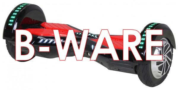B-Ware Robway-W2 Schwarz-Rot