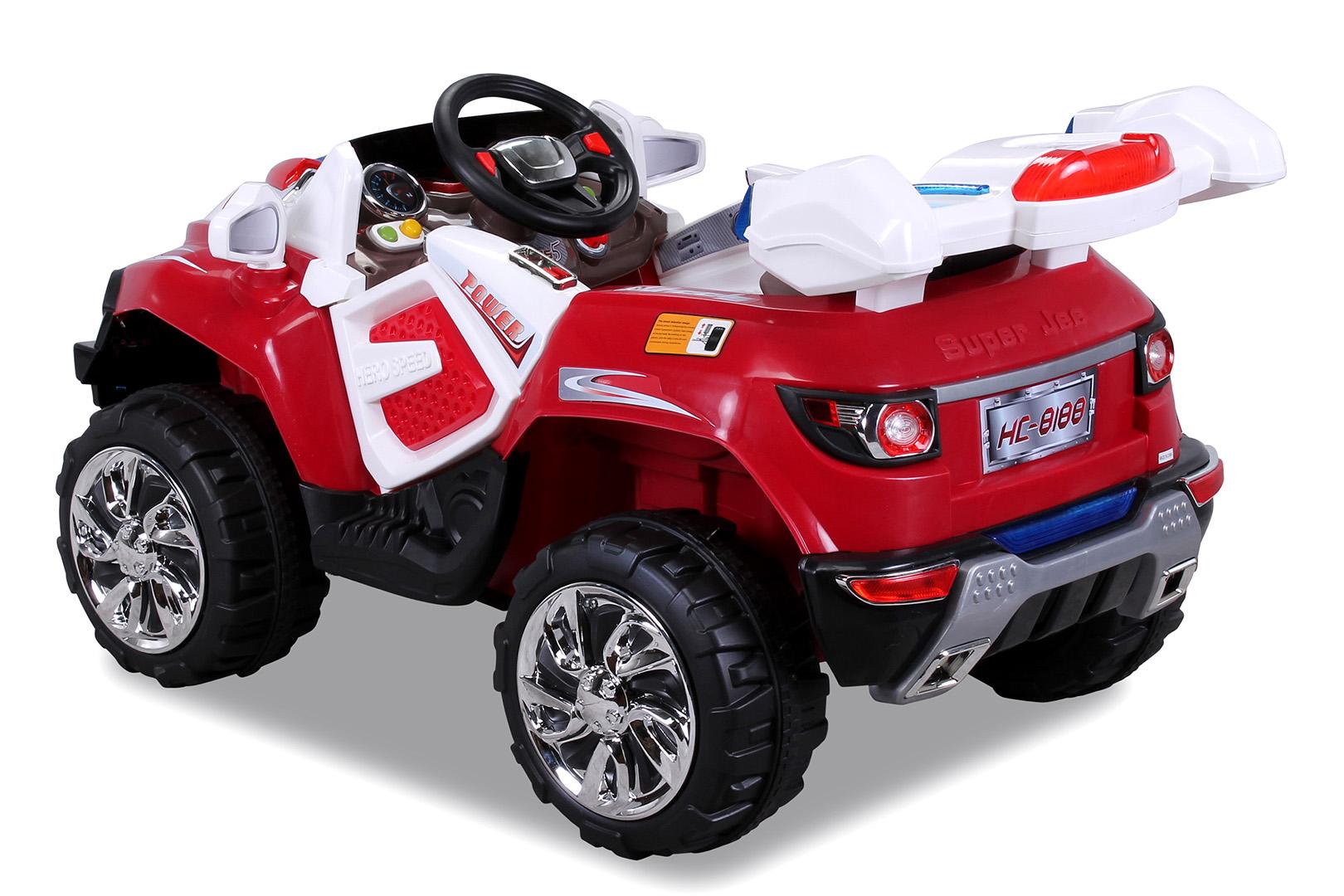 kinder elektroauto jeep 8188 2x 35 watt motor kinderelektrofahrzeuge kinderfahrzeuge. Black Bedroom Furniture Sets. Home Design Ideas