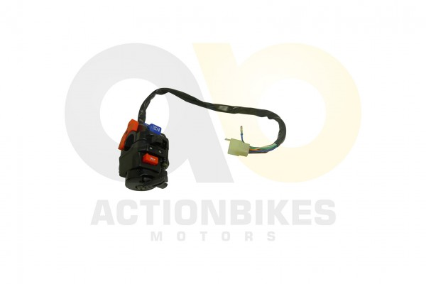 Actionbikes Shineray-XY250SRMXY250ST-3E-Schalteinheit-links-mit-Choke 33363530302D3531362D30303030 0