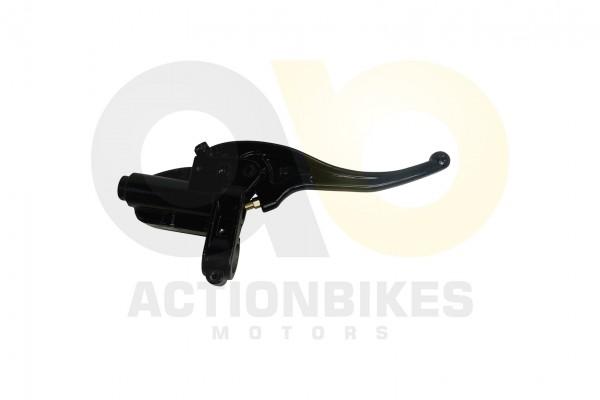 Actionbikes Xingyue-ATV-Hunter-400cc--XYST400-Bremszylinder-mit-Bremshebel-vorne-links 3335383132323