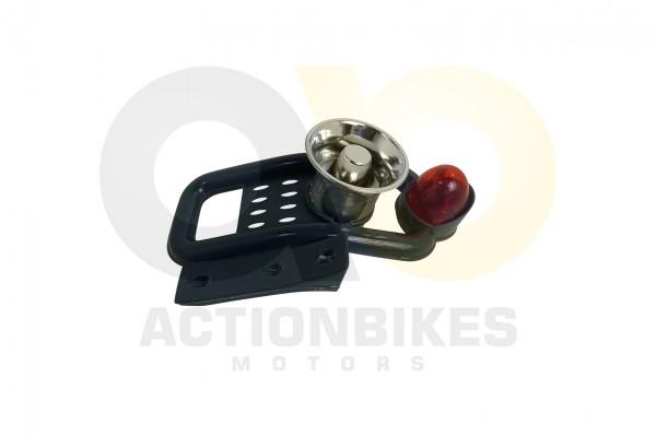 Actionbikes Elektromotorrad--Trike-C031-Steinschlagschutz-links-grau-mit-Licht-und-Sirene 5348432D54