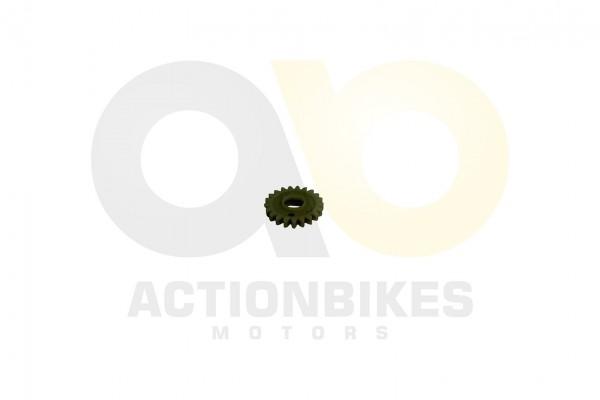 Actionbikes Speedslide-JLA-21B-Speedtrike-JLA-923-B-Wasserpumpe-Antriebszahnrad-Plastik 313630343530