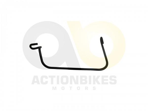 Actionbikes Shineray-XY250ST-9E--SRM--STIXE-Halter-fr-Spritzschutz-mittel-links 34313636312D3531362D