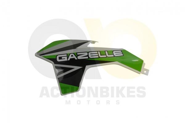 Actionbikes Highper-Mini-Crossbike-Gazelle-49-cc-2-takt--500W-Verkleidung-vorne-links-Grn 48502D475A