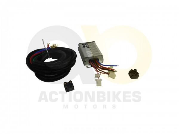 Actionbikes Shengqi-Buggy-450500-Watt-Motor-Controller-Steuereinheit-NEU-mit-Kabel-und-Klemmen-Sheng