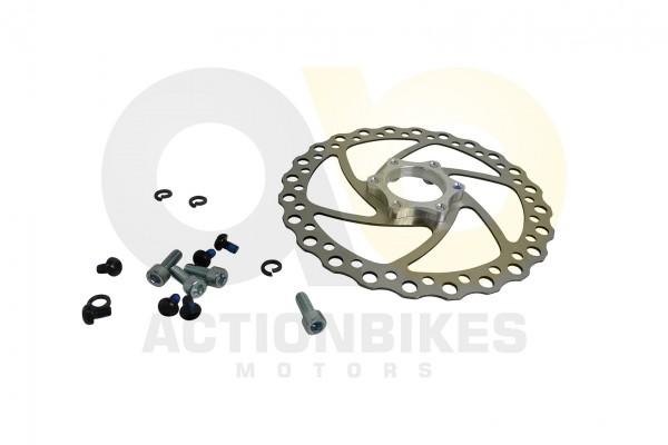 Actionbikes TXED-Alu-Elektro-Fahrrad-E-Times-City-GS-Bremsscheibe-Hinten 545845442D47532D30303034 01