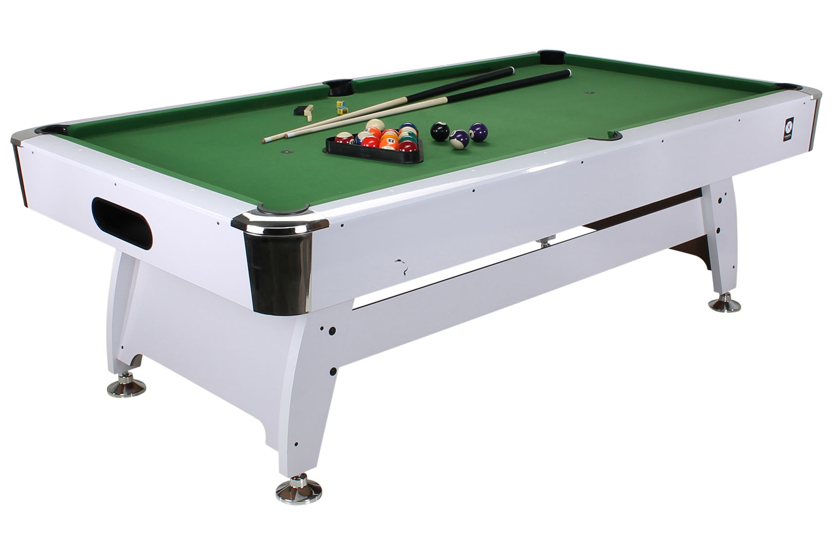 Miweba pool table 7 ft billard billiardtisch snooker pool for 10 foot pool table