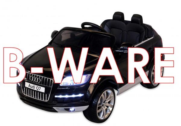 B Ware Kinder Elektroauto Audi Q7 Suv Lizenziert Kinder Elektro