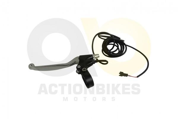 Actionbikes TXED-Alu-Elektro-Fahrrad-City-8000HC-B-Bremshebel-Links 545845442D48432D30303038 01 WZ 1