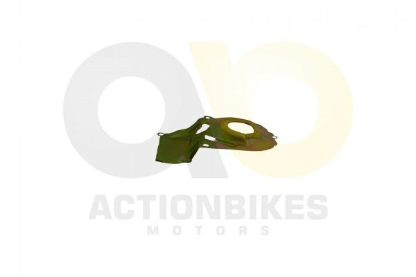 Actionbikes Motor-250cc-CF172MM-Hitzeschutzblech-in-Motorhlfte-links 31313234322D534343302D30303030