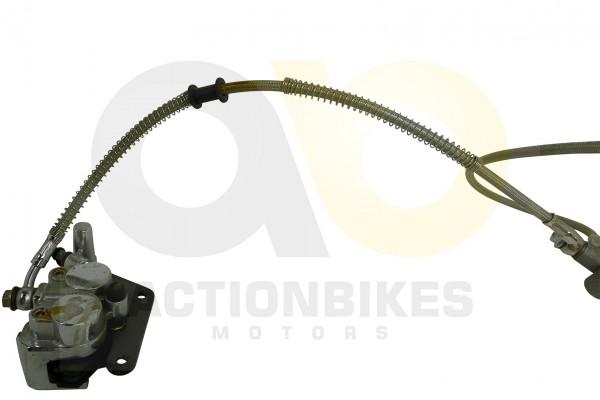 Actionbikes Jinling-Speedtrike-JLA-923-B-Bremsleitung-Bremssattel-vorne-rechts---Verteiler-vorne 4A4