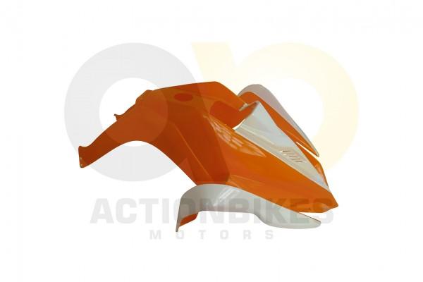Actionbikes Miniquad-Elektro49-cc-Racer-Verkleidung-orangewei-vorn 57562D4154562D3032352D30362D32 01