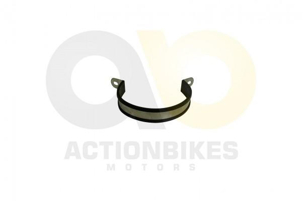 Actionbikes Shineray-XY250SRM-Auspuffschellen-Speedslide-JLA-21B-JLA-923-BXY250ST-9C 31383331322D353