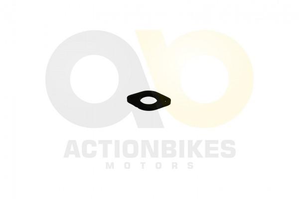 Actionbikes Shineray-XY200ST-9-Dichtung-Vergaseransaugstutzen-Kunststoff 4759362D3132352D30303032303