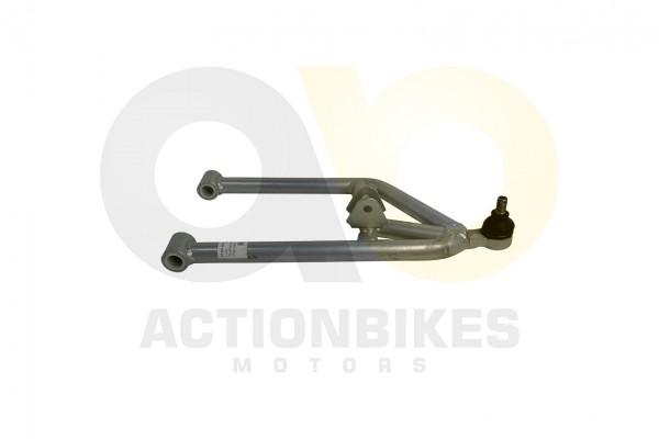 Actionbikes Luck-Buggy-LK260-Querlenker-vorne-unten-links-silber 35313230412D424448302D303030302D32
