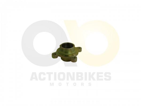 Actionbikes Mini-Quad-110cc--125cc---KettenradaufnahmeBremsscheibenaufnahme-S-10S-12S-14JL-07AD-36d-