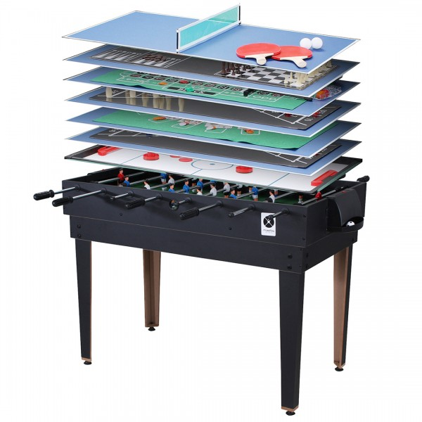Miweba Multigame-Spieltisch Schwarz 5052303031373931342D3032 startbild OL 1620x1080