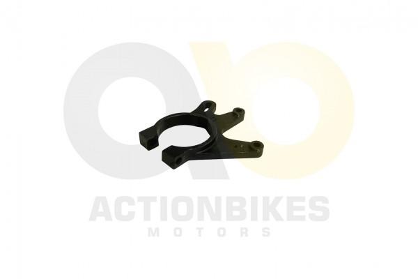 Actionbikes Shineray-XY250SRM-Montageplatten-Bremssattel-hinten-XY250ST-9C 36363230302D3531362D30303