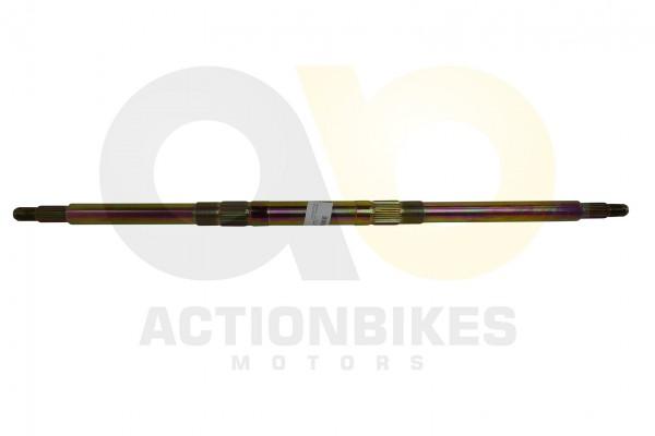 Actionbikes Shineray-XY200STIIE-B-Achswelle-Modell-09-beidseitig-Gewinde-M32-x-15-200ST-9 3534333130