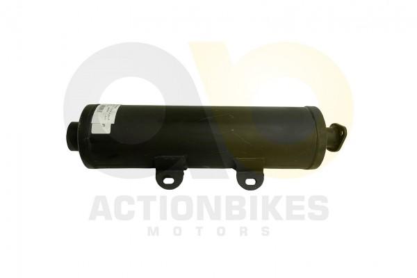 Actionbikes Kinroad-XT1100GK-Auspuff-Endtopf-gerade-zum-schrauben 4B4D3230323034303030302D32 01 WZ 1