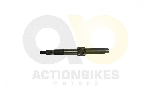 Actionbikes Shineray-XY150STE--XY200ST-9-Getriebeeingangswelle 4759362D313530412D303031343039 01 WZ