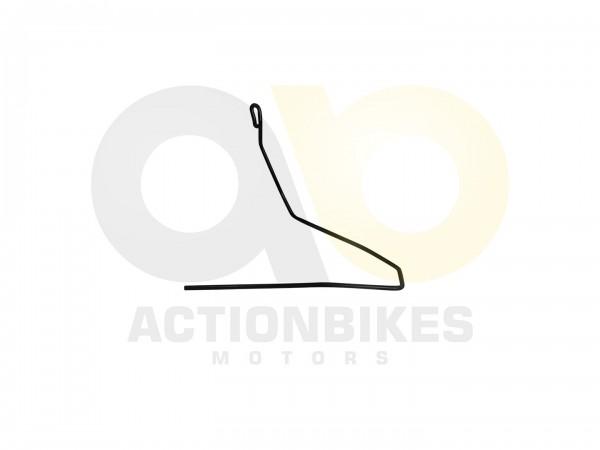 Actionbikes Shineray-XY250ST-9E--SRM--STIXE-Halter-fr-Spritzschutz-gro-links 34313636332D3531362D303