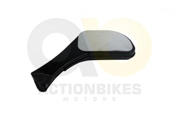 Actionbikes Elektromotorrad--Trike-Mini-C051Spiegel-rechts-schwarz 5348432D544D532D31303138 01 WZ 16