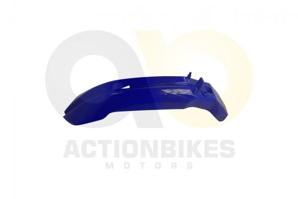 Actionbikes Mini-Crossbike-Delta-49-cc-2-takt-Schutzblech-vorne-blau-Neue-Version 48442D3130302D3132
