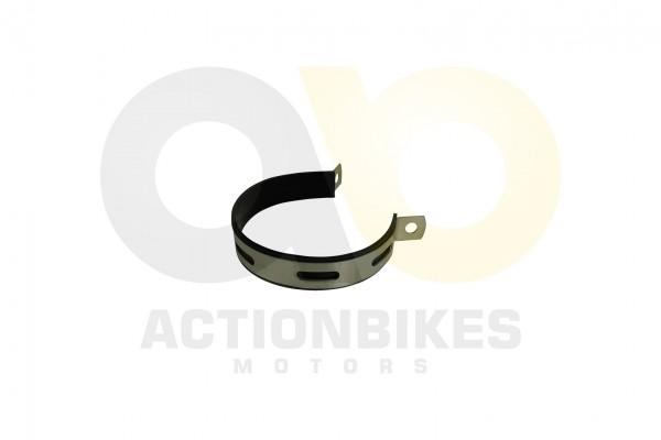 Actionbikes Lingying-200250-203E-Auspuff-Schelle-mit-Gummi 31383135302D3332392D303030303030 01 WZ 16