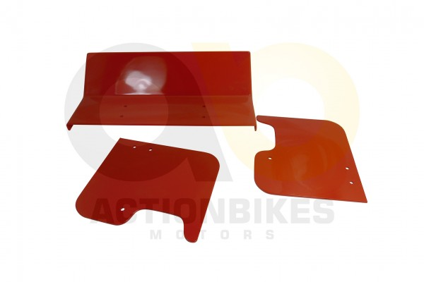 Actionbikes Spy-Racing-Kinder-Elektro-MF1-Rennwagen-Heckspoiler-komplett 393931313235363636 01 WZ 16