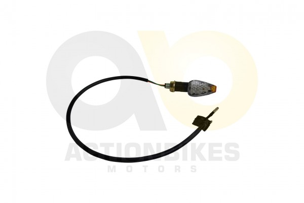 Actionbikes Shineray-XY200ST-9-Blinker-vorne--hinten-links-Kabel-orangeLED-klein 3332303530313631 01