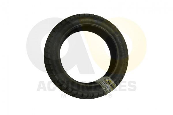 Actionbikes Reifen-120x70-12-58J-Hongdou-BT49QT-12E--12P--HT252629A 4742323938332D31393937 01 WZ 162