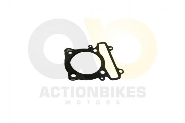 Actionbikes Shineray-XY350ST-EST-2E-Dichtung-Zylinderkopf-Metall 39303232422D504530332D30303030 01 W