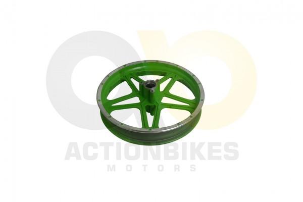 Actionbikes Mini-Crossbike-Delta-49-cc-2-takt-Felge-hinten-grn 48442D3130302D3030382D3230 01 WZ 1620