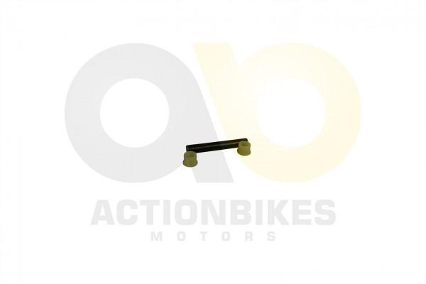 Actionbikes Kinroad-XY250GK-Querlenker-Reparaturset-oben-2-x-Kunststoff-Buchse-KA101023000--1-x-Meta