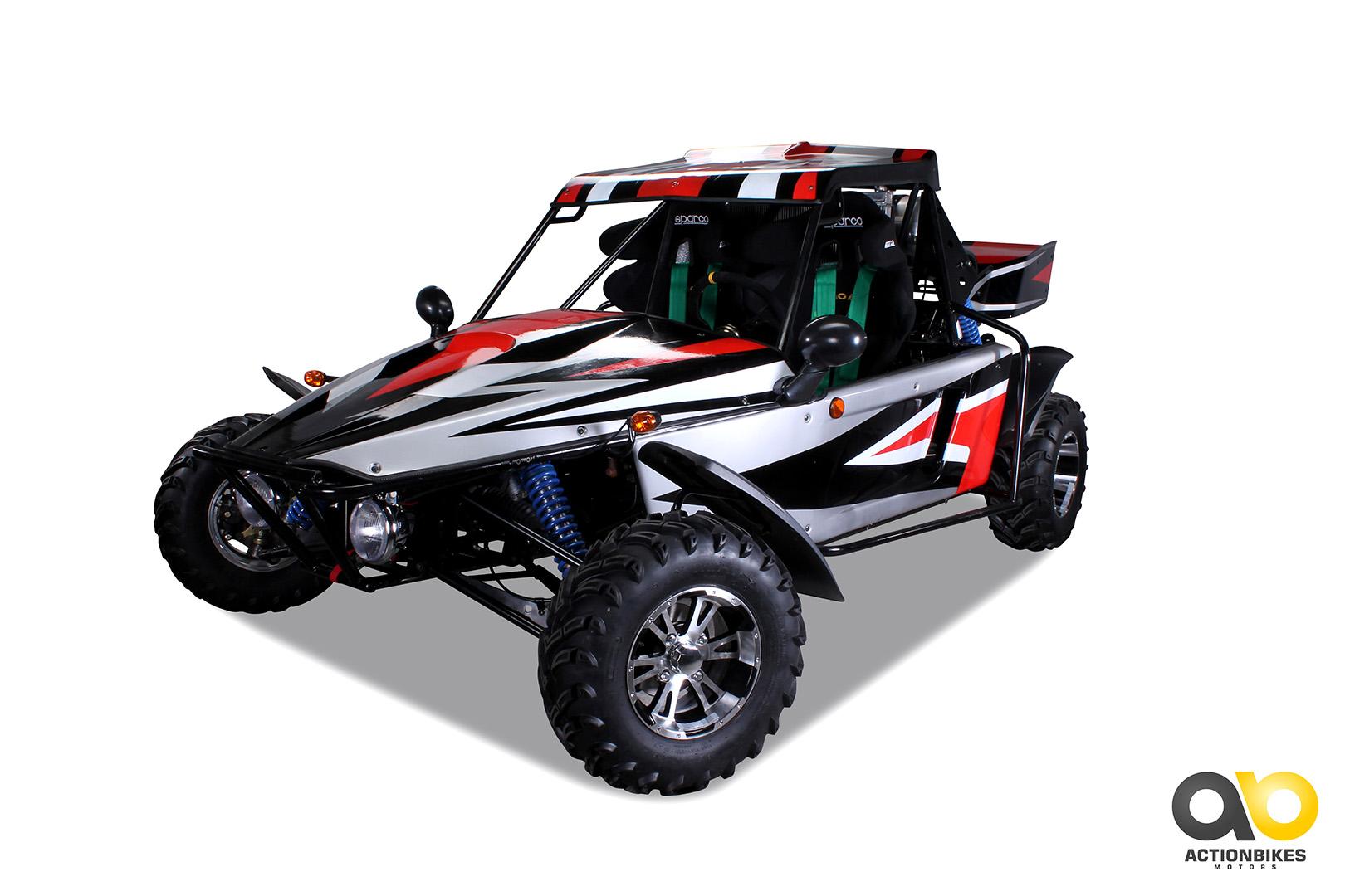 monster buggy fbf racer 1100 cc efi 4x4 mit. Black Bedroom Furniture Sets. Home Design Ideas