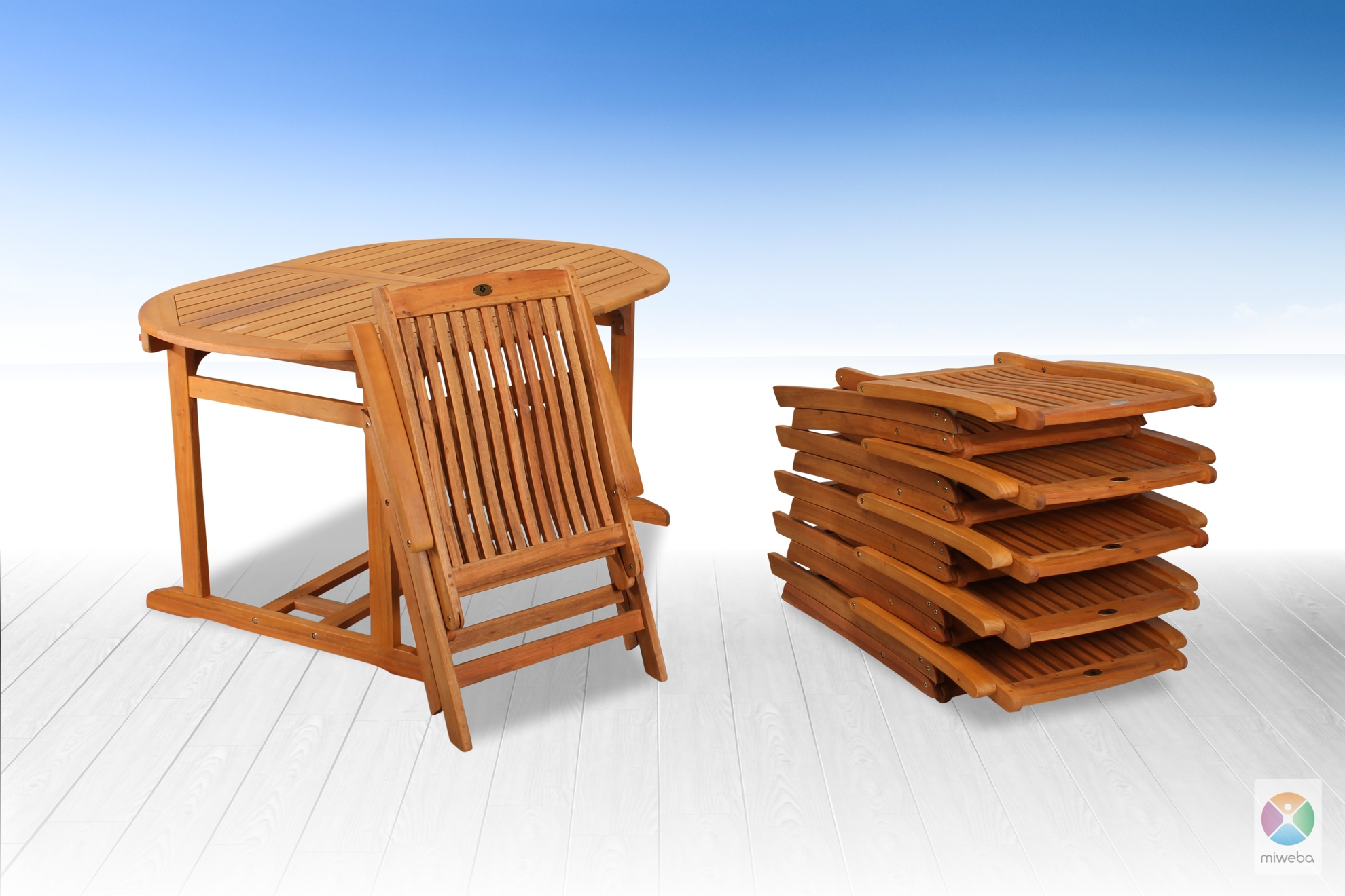 Gartenmobel Klappbar Kunststoff : Details zu Sitzgruppe Belmont Gartenset Sitzgarnitur Holz Gartenmöbel