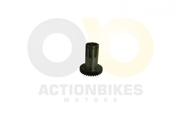 Actionbikes Kinroad-XY250GK-GEAR-OUTPUT-SINGLE-SHAFT-fr-Getriebe-mit-Ausgang-25mm 4B4230303536313034