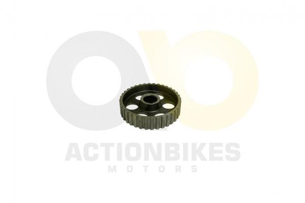 Actionbikes Motor-465Q-XT1100GK-Kurbelwellenzahnrad-Zahnriemen 4644512D312D35303030302D35 01 WZ 1620