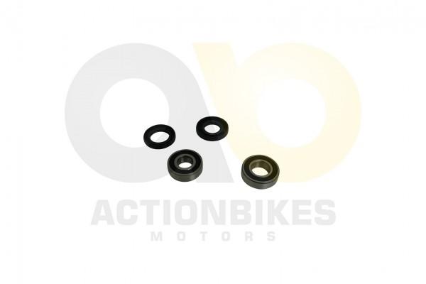 Actionbikes Radlager-Set-vorne-D-Speedstar-JLA-931ESpeedslide-JLA-21BSpeedtrike-JLA-923BSimmerring-a