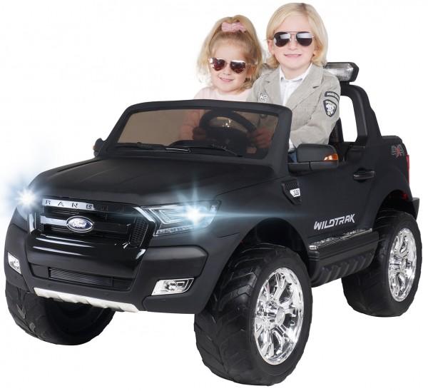 2 in 1 Kinder Auto Groß für Drinnen + Draußen mit