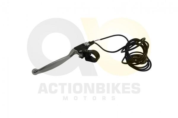 Actionbikes TXED-Alu-Elektro-Fahrrad-City-4000HT-Bremshebel-Links 545845442D48542D30303034 01 WZ 162
