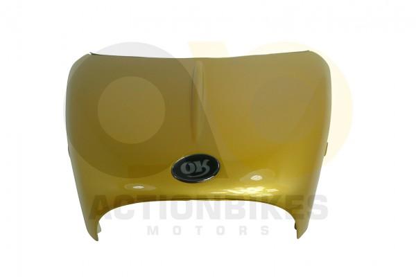 Actionbikes Elektroauto-MB-Oldtimer-JE128--Motorhaube-Gold-Metallik 4A4A2D4D424F2D30303439 01 WZ 162